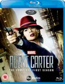 Marvel's Agent Carter: The Complete First Season, Blu-ray