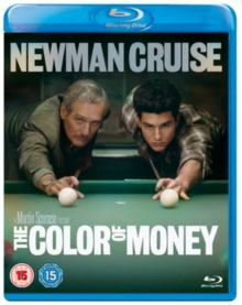 The Color of Money, Blu-ray