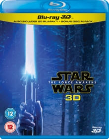 Star Wars: The Force Awakens, Blu-ray