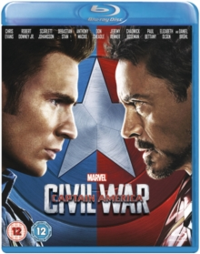 Captain America: Civil War, Blu-ray BluRay