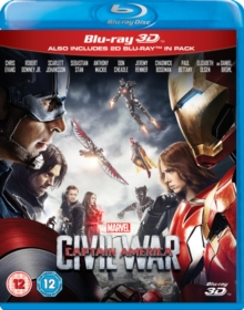 Captain America: Civil War, Blu-ray