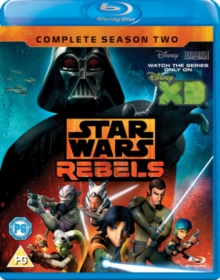 Star Wars Rebels: Complete Season 2, Blu-ray