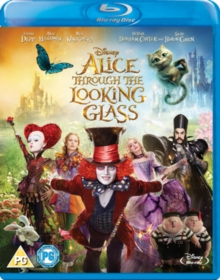 Alice Through the Looking Glass, Blu-ray