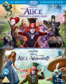 Alice in Wonderland/Alice Through the Looking Glass, Blu-ray