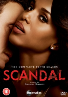 Scandal: The Complete Fifth Season, DVD