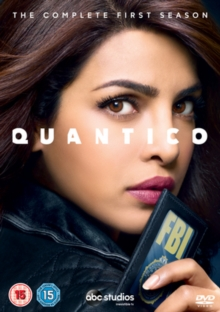 Quantico: The Complete First Season, DVD DVD