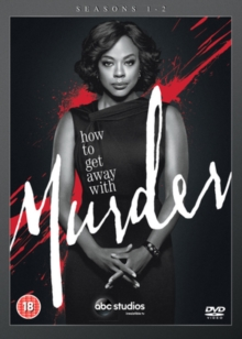 How to Get Away With Murder: Seasons 1-2, DVD DVD