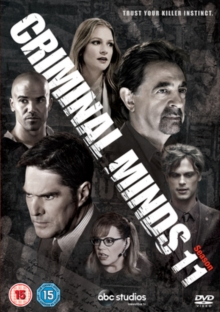 Criminal Minds: Season 11, DVD DVD