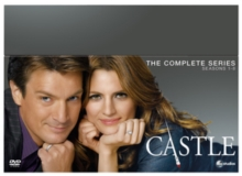 Castle: Seasons 1-8, DVD