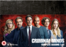 Criminal Minds: Seasons 1-11, DVD DVD