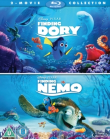Finding Dory/Finding Nemo, Blu-ray