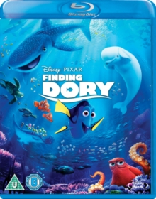 Finding Dory, Blu-ray