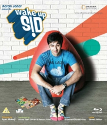 Wake Up Sid, Blu-ray  BluRay