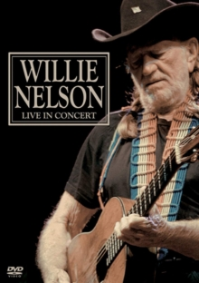 Willie Nelson: Live in Concert, DVD