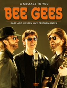 The Bee Gees: A Message to You, DVD