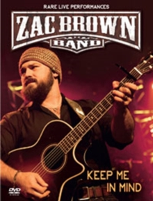 Zac Brown Band: Keep Me in Mind, DVD  DVD