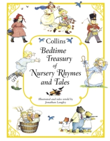 The Best Ever Nursery Rhymes And Tales, Hardback Book