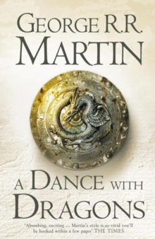 A Dance with Dragons, Hardback
