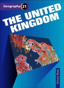 Geography 21 (1) - the United Kingdom, Paperback