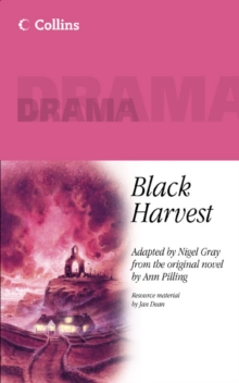 Collins Drama Black Harvest, Paperback Book