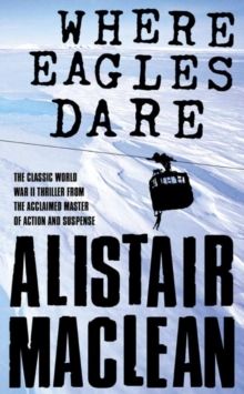 Where Eagles Dare, Paperback