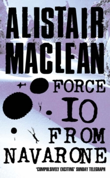 Force 10 from Navarone, Paperback
