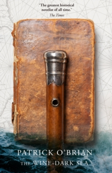 Wine-Dark Sea, Paperback Book