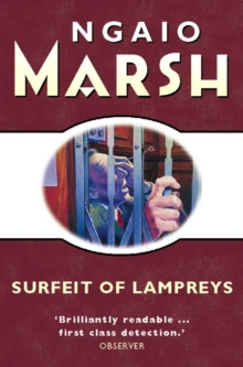 A Surfeit of Lampreys, Paperback