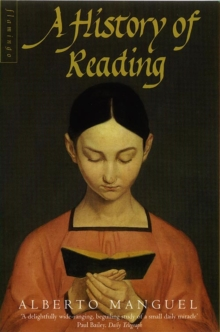 A History of Reading, Paperback