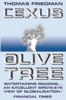 The Lexus and the Olive Tree, Paperback