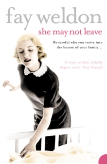 She May Not Leave, Paperback Book