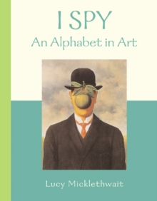 An Alphabet in Art, Paperback Book