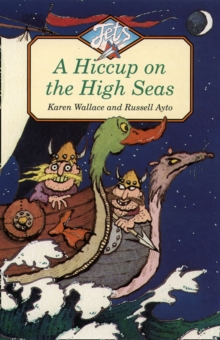 A Hiccup on the High Seas, Paperback
