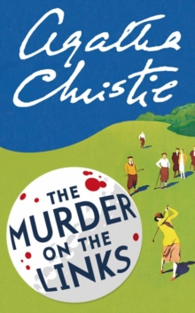 Poirot : The Murder on the Links, Paperback Book