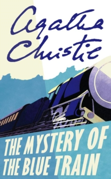 The Mystery of the Blue Train, Paperback