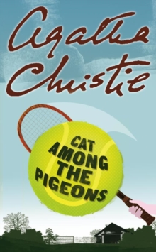 Cat Among the Pigeons, Paperback