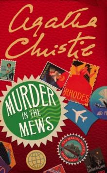 Murder in the Mews, Paperback