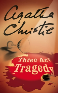 Three Act Tragedy, Paperback
