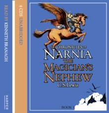 The Magician's Nephew (the Chronicles of Narnia, Book 1), CD-Audio