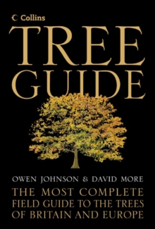 Collins Tree Guide, Hardback