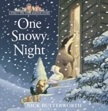 One Snowy Night: Tales From Percy's Park, Paperback Book