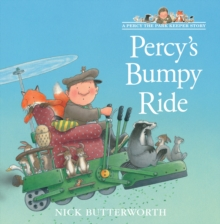 Percy's Bumpy Ride, Paperback