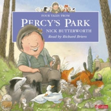 Four Tales from Percy's Park, CD-Audio Book