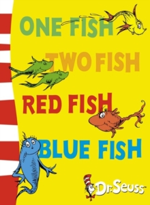One Fish, Two Fish, Red Fish, Blue Fish : Blue Back Book, Paperback