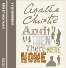 And Then There Were None, CD-Audio