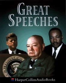 Great Speeches, CD-Audio