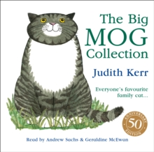 The Big Mog, CD-Audio