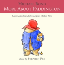 More About Paddington, CD-Audio Book
