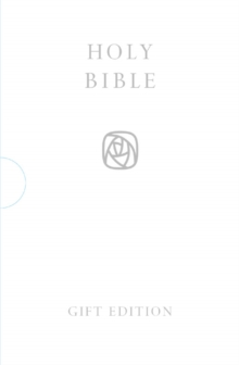 Holy Bible: King James Version (KJV) White Pocket Gift Edition [New edition], Hardback Book