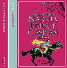 Prince Caspian, CD-Audio